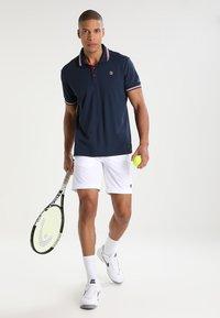 Fila - SANTANA - Sports shorts - white - 1