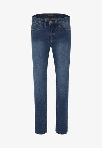 MIT EINER LEICHTEN WASCH - Slim fit jeans - medium blue