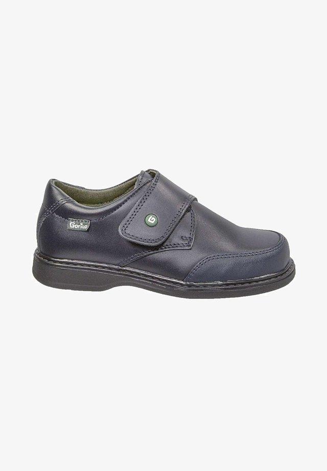 GORILA 31401 MILAN MARINO - Zapatos con cierre adhesivo - dark blue