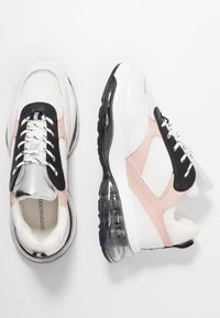 Even&Odd - Trainers - white/pink - 3