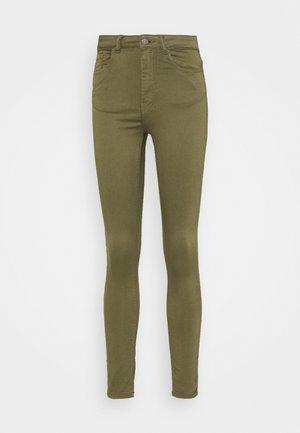 JDYLARA LIFE - Jeans Skinny Fit - kalamata
