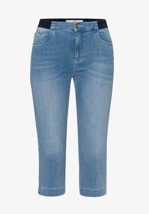 SHAKIRA C - Short en jean - used summer blue