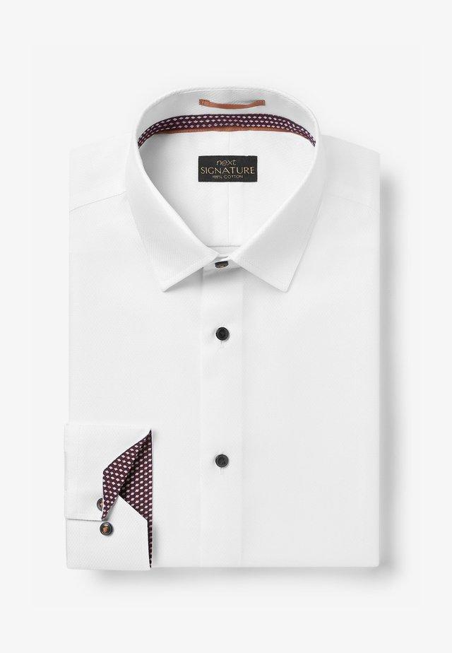 SIGNATURE - Formální košile - white