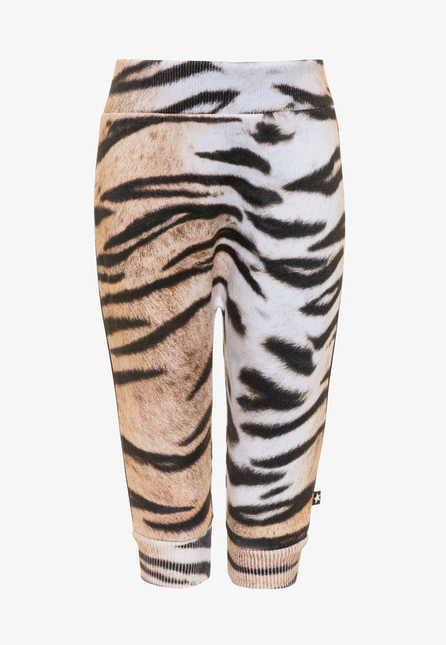 SHONA - Kalhoty - beige