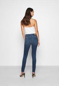 American Eagle - DREAM - Jeans Skinny Fit - bright ultramarine - 2