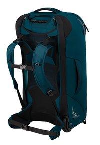 Osprey - FARPOINT WHEELS - Travel accessory - petrol blue - 1