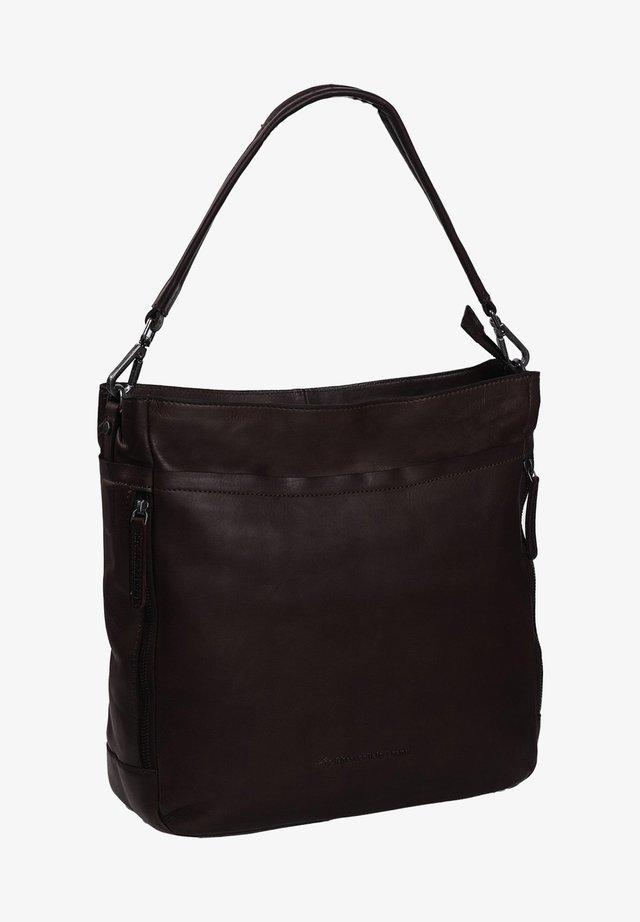 LIZZY - Käsilaukku - braun
