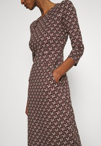 King Louie - MONA DRESS NOSHI - Day dress - henna red - 5