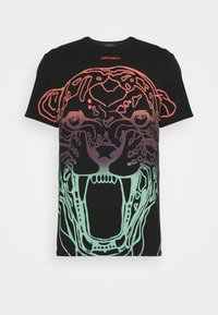 Just Cavalli - Print T-shirt - black - 6