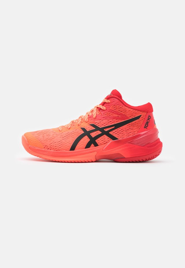 SKY ELITE FF - Volleybalschoenen - sunrise red/eclipse black