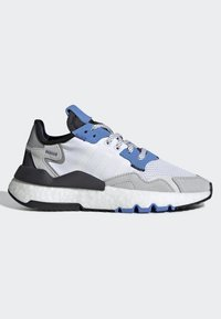 adidas Originals - NITE JOGGER SHOES - Sneakers - white - 7