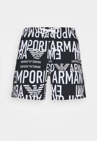 Emporio Armani - Swimming shorts - black - 0