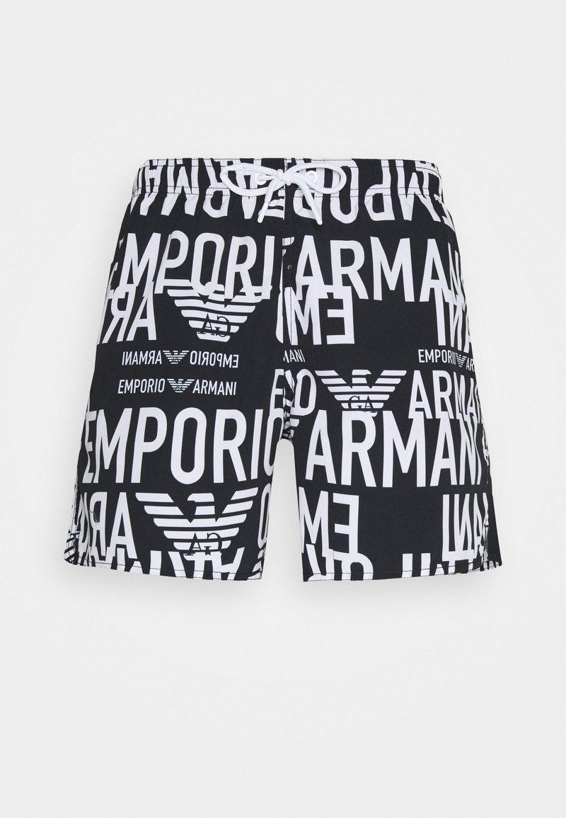 Emporio Armani - Swimming shorts - black