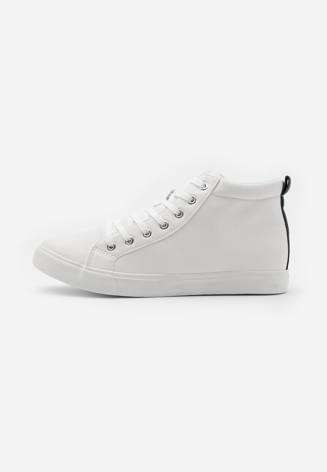 NOLAN - High-top trainers - white