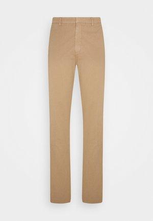 BRUCE - Chino kalhoty - beige
