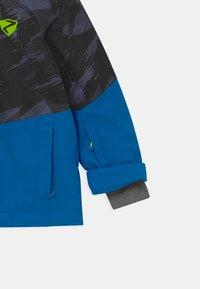 Ziener - ABIAN JUN UNISEX - Snowboardová bunda - persian blue - 2
