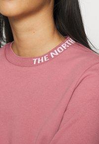 The North Face - ZUMU CREW - Sweatshirt - mesa rose - 5