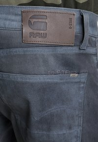 G-Star - 3301 SLIM - Slim fit jeans - anthrazit
