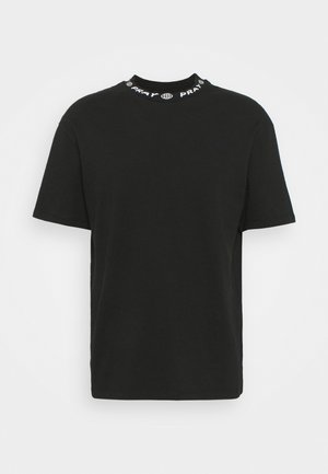 DITO UNISEX - Print T-shirt - charcoal/black