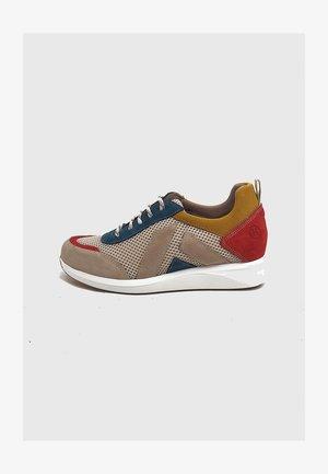 Zapatillas - beige / blue