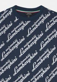 Automobili Lamborghini Kidswear - LOGOSCRIPT - Sweatshirt - blue hera - 2