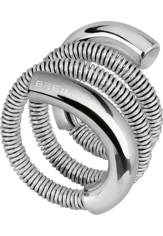 ANELLO NEW SNAKE - Anello - silver