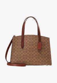 Coach - CHARLIE - Handbag - rust - 5
