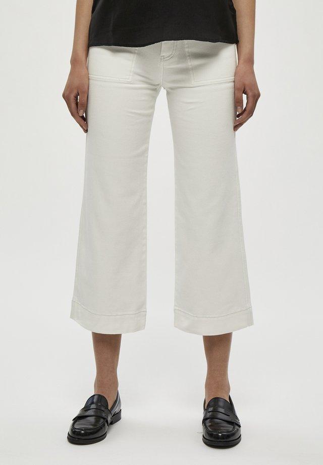 FLORENCE - Pantaloni - off white