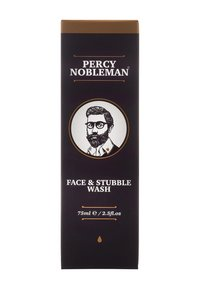 Percy Nobleman - FACE & STUBBLE WASH - Cleanser - - - 1