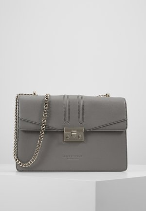 ROROS BIG - Across body bag - grey