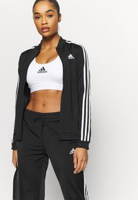 adidas Performance - SET - Treningsdress - black/white - 5