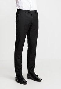 Bugatti - SUIT REGULAR FIT - Costume - black - 4