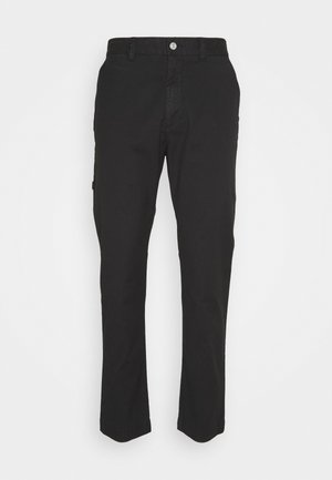 PHILLIPE-KA TROUSERS - Pantalon classique - black