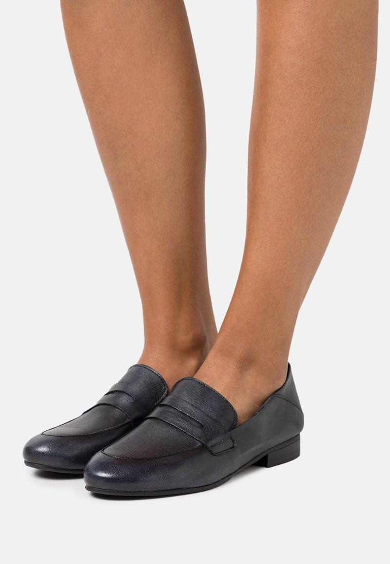 Felmini - MELISSA - Slip-ons - tamponada black