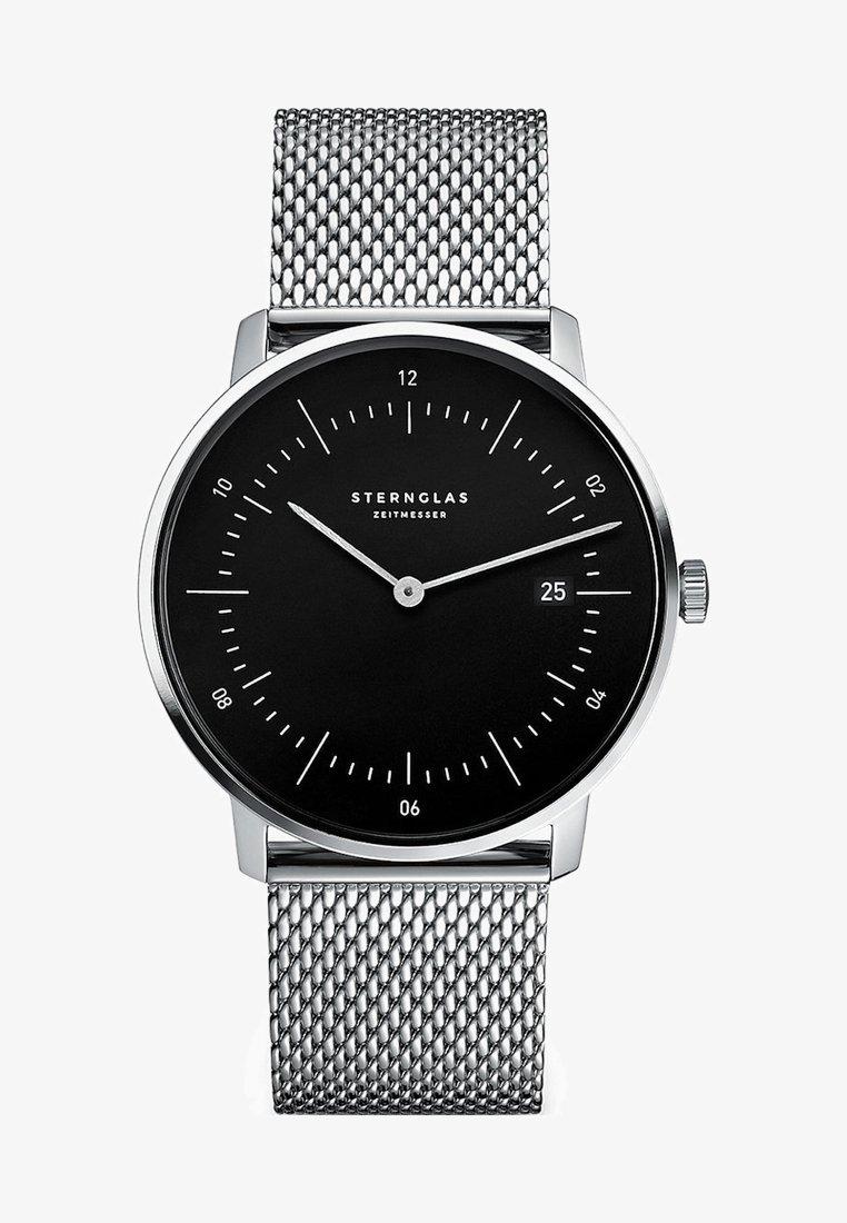 Sternglas - Watch - silver/black