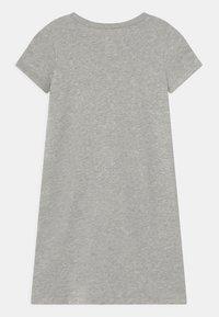 GAP - GIRL LOGO - Day dress - light heather grey - 1