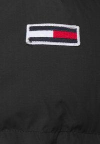 Tommy Jeans Plus - PLUS ESSENTIAL JACKET - Dunjacka - black - 3