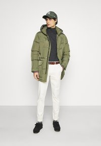 Tommy Hilfiger - Down coat - green - 1