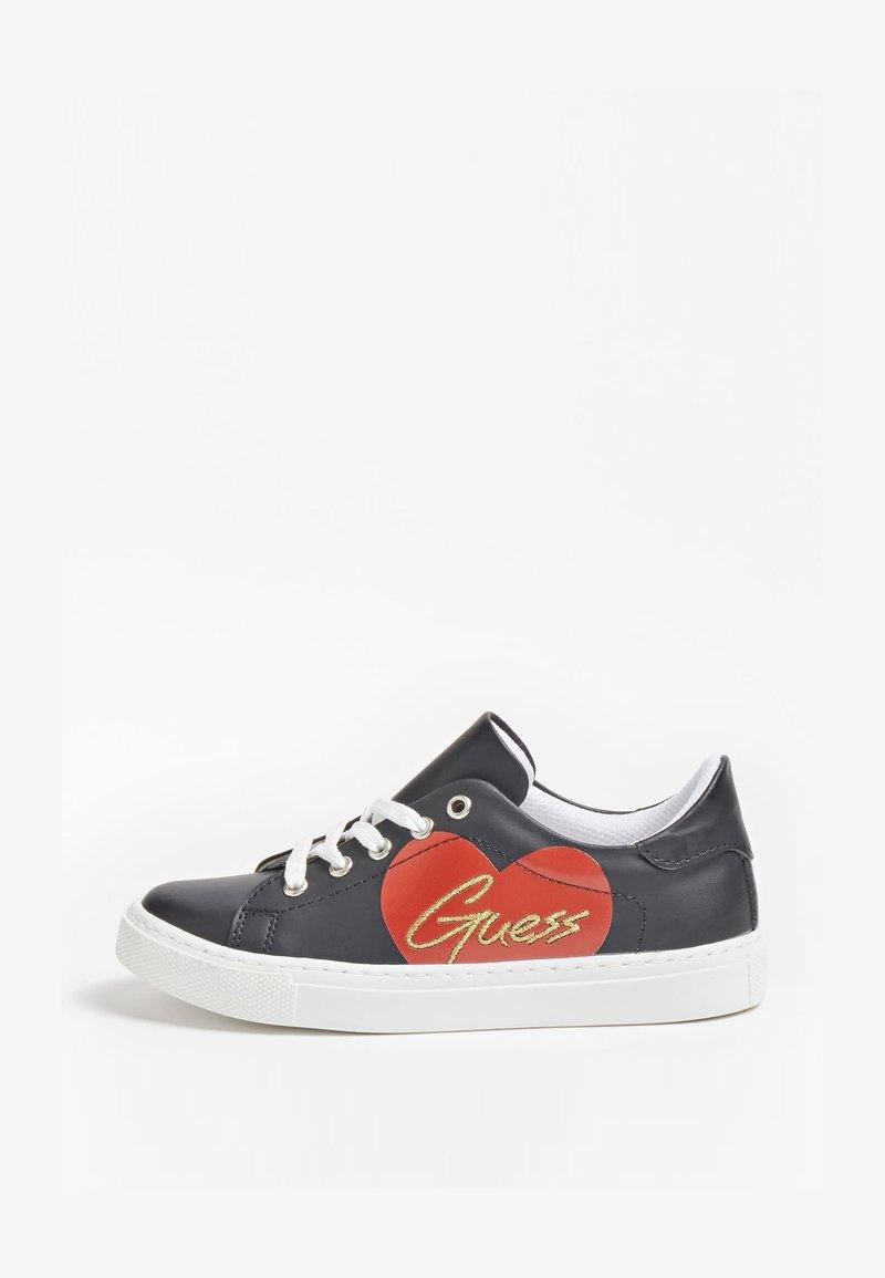 Guess - ELLIE  - Sneakers laag - schwarz