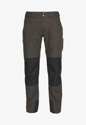 SVALBARD HEAVY DUTY PANTS - Outdoorové kalhoty - slate grey