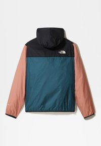 The North Face - M FANORAK - Windbreaker - mallrdblu/avtrnavy/pnkcly - 1