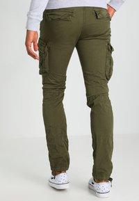 Schott - TRRANGER - Cargo trousers - olive - 2