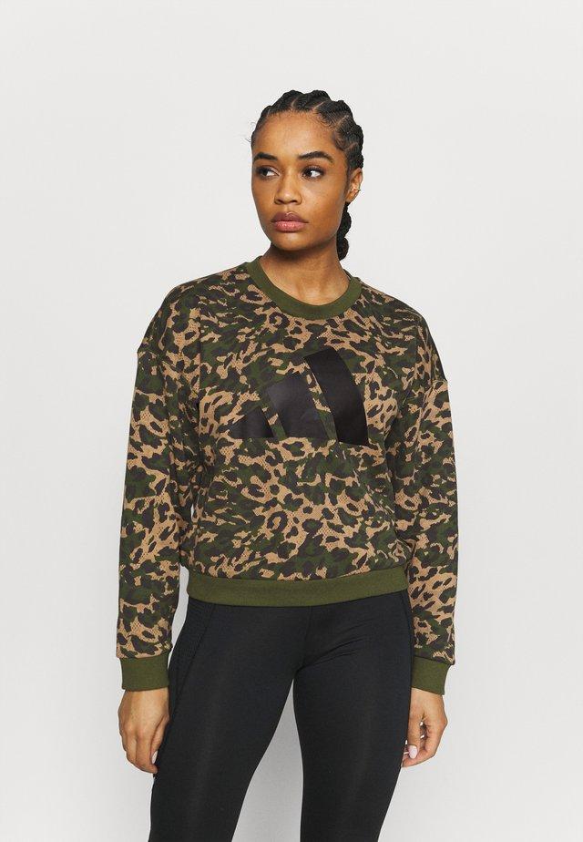 Sweatshirt - cardbo