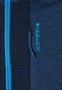 Icepeak - BATAVIA - Fleece jacket - dark blue - 2