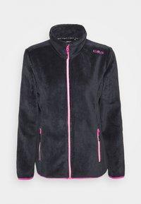 Campagnolo - WOMAN JACKET - Fleece jacket - titanio - 4