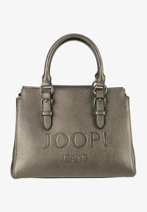 Handbag - bronce