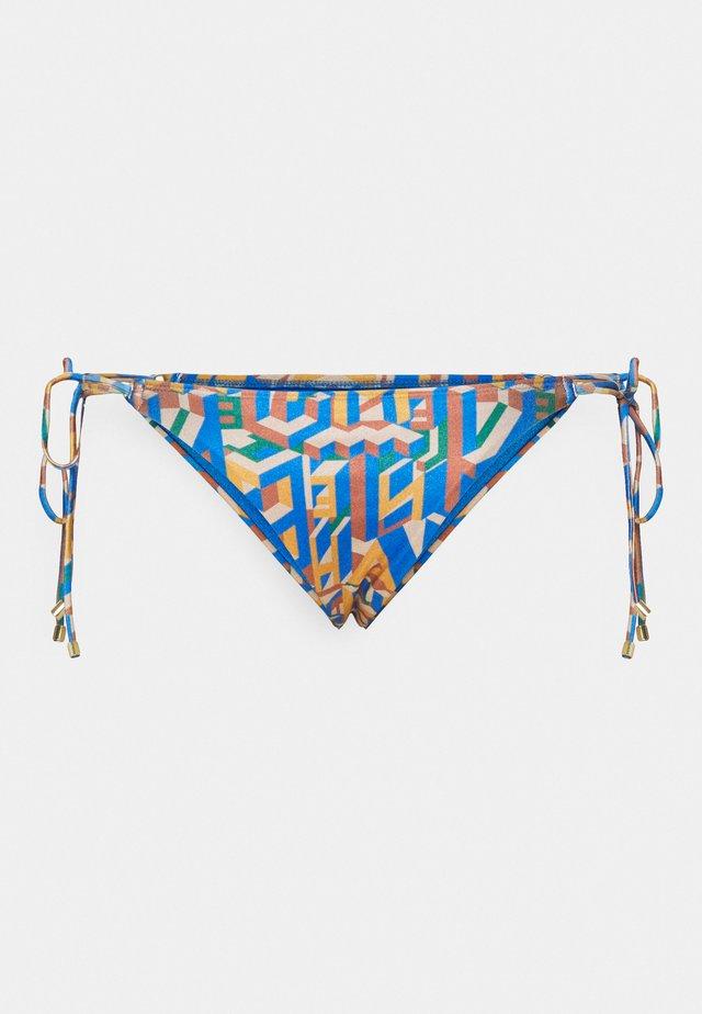 ALDINA BOTTOM - Bikini bottoms - multicoloured