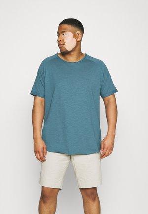 KAS TEE - Basic T-shirt - aegean blue