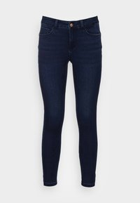 VMSEVEN SHAPE  - Slim fit jeans - dark blue denim