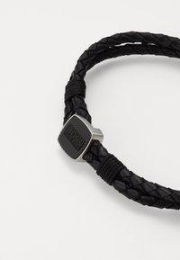 BOSS - SEAL - Bracelet - black - 2